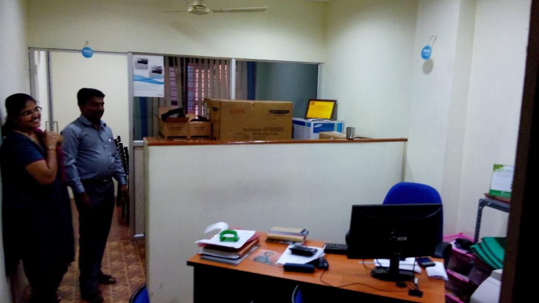 300 Sqft Office Space For Rent In Kallai Road.