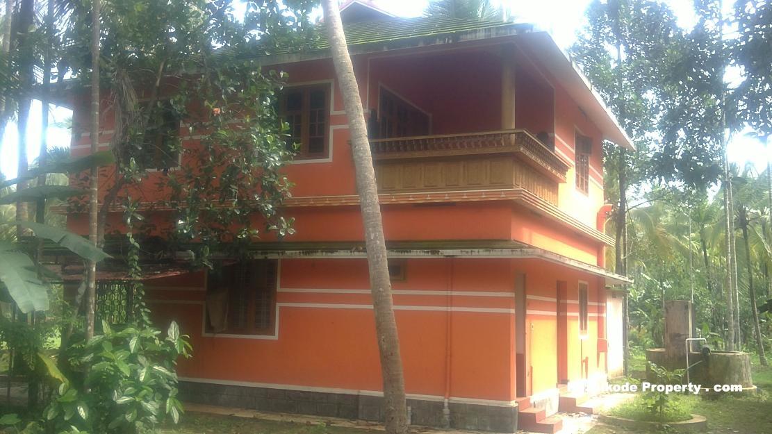 5 Bhk House For Sale At Karanthur Calicut