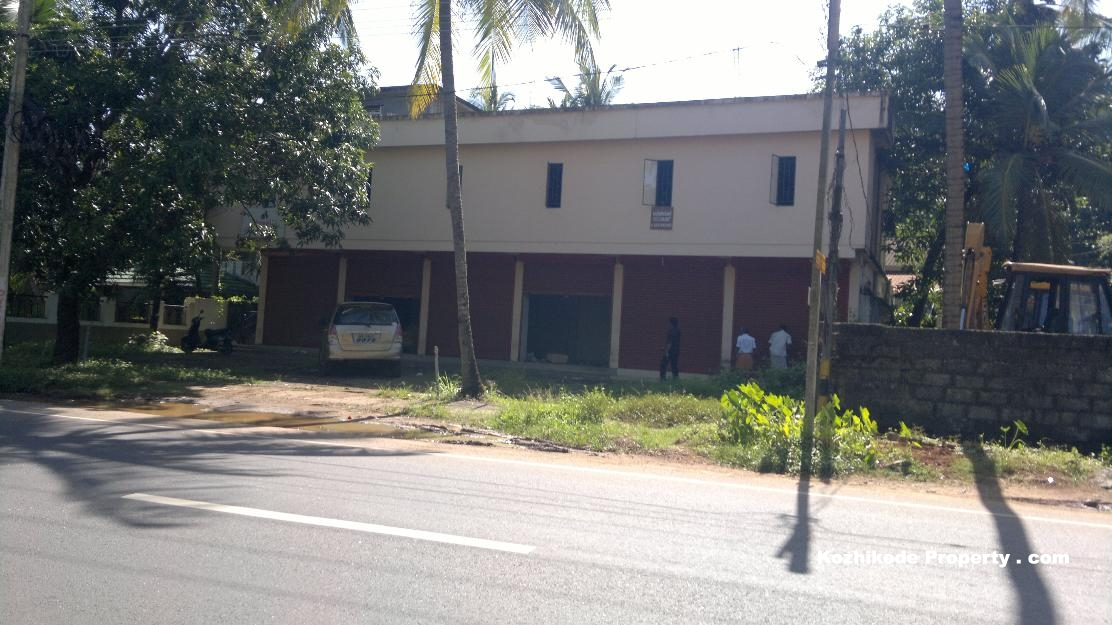 4000 Building For Rental Close To Nh Near Elathur